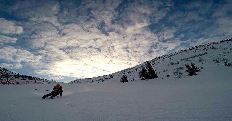 Ups skijanje Škola skijanja skijaški klub carving